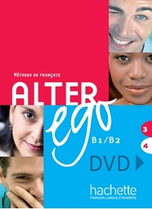 Picture of Alter Ego 3 & 4 DVD PL