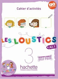 Picture of Les Loustics 3 ćwiczenia +CD