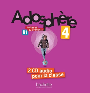 Picture of Adosphere 4 audio CD Int (x2)