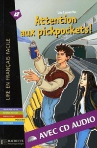 Picture of LFF Attention Aux Pickpockets +CD (B1)
