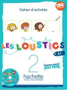 Picture of Les Loustics 2 ćwiczenia +CD