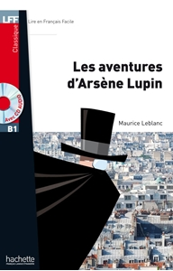 Picture of LFF Les Aventures d'Arsen Lupin + CD mp3 (B1)