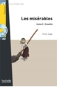 Obrazek LFF Les Miserables t.2: Cosette +CD mp3 (A2)