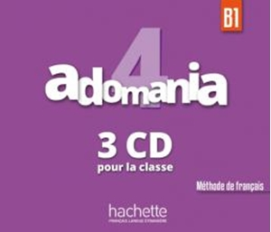 Picture of Adomania 4 audio CD Int (x3)